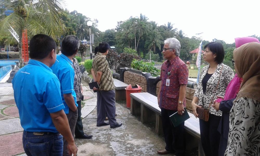 DPRD Banyumas Belajar Pengelolaan Pariwisata di Purbalingga