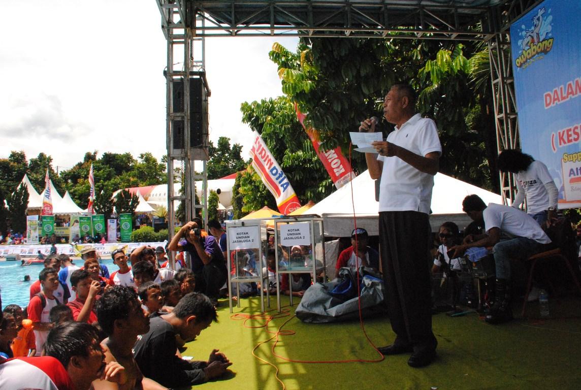 Ribuan Peserta Meriahkan Jasaluga Owabong