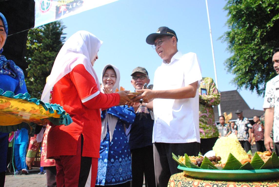 HUT IGTKI Tingkat Kabupaten Purbalingga, Meriah