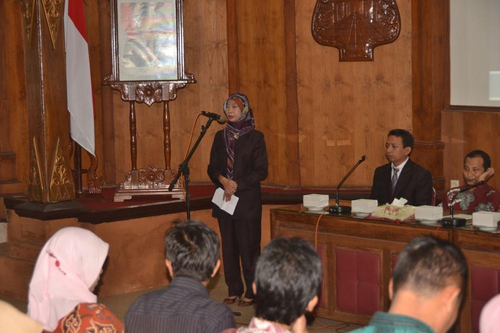 Pilkada Purbalingga, Targetkan  Partisipasi Pemilih 77,5 Persen