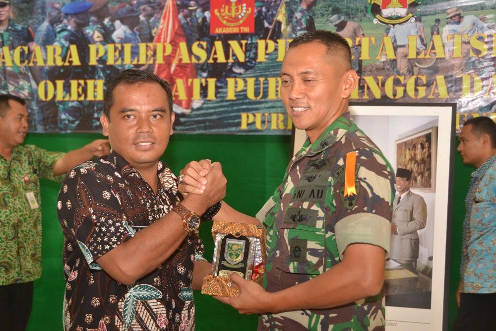 Kegiatan Latsitarda Nusantara ke-35  Untungkan Pemkab Purbalingga