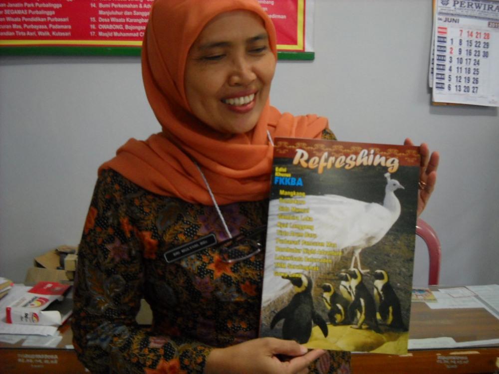 Pelaku Wisata Kebun Binatang dan Aquaria Terbitkan Majalah