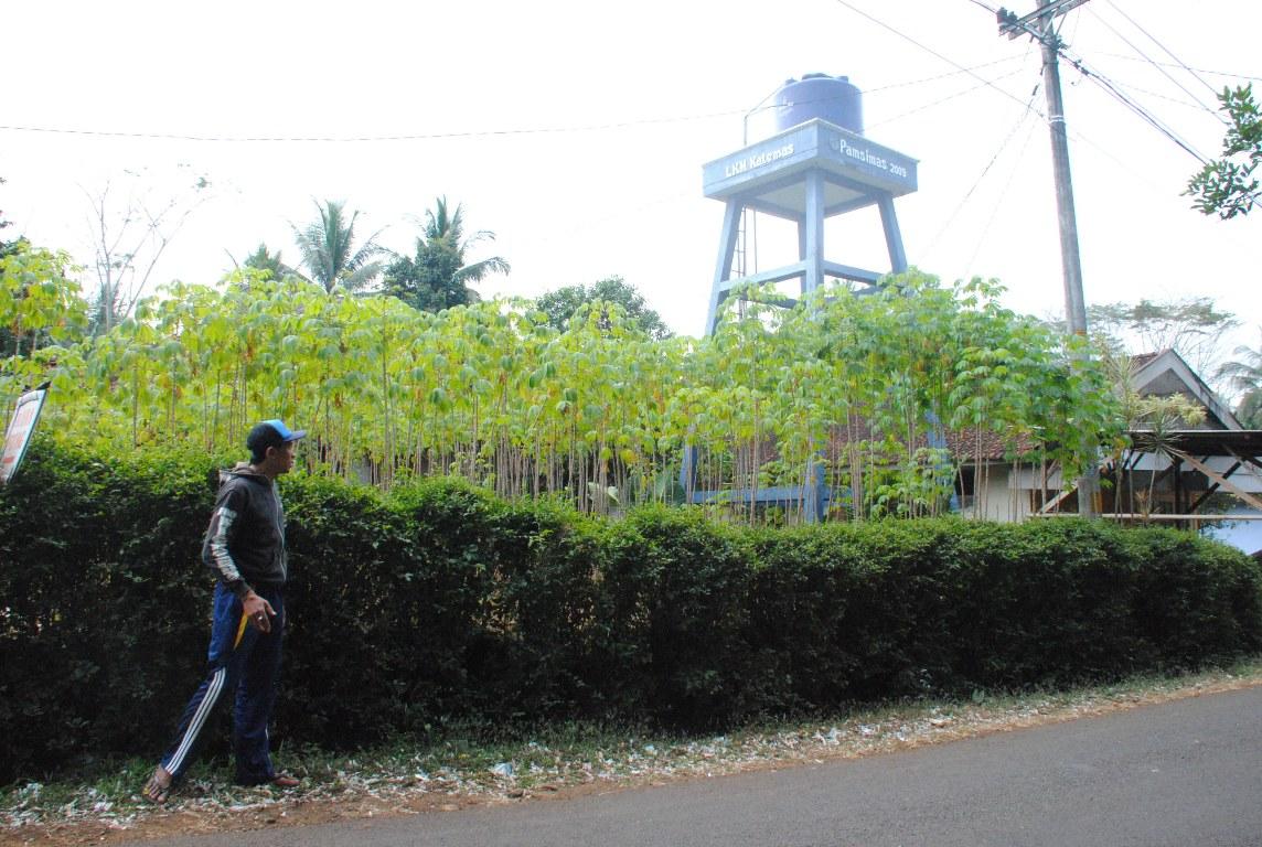 Kebutuhan Air Bersih Di Kecamatan Kejobong Tercukupi