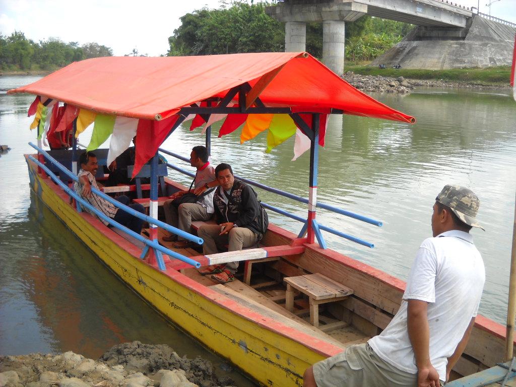 Sebelum Lebaran Diluncurkan  Pesona Linggamas Siapkan Wisata Susur Sungai Klawing