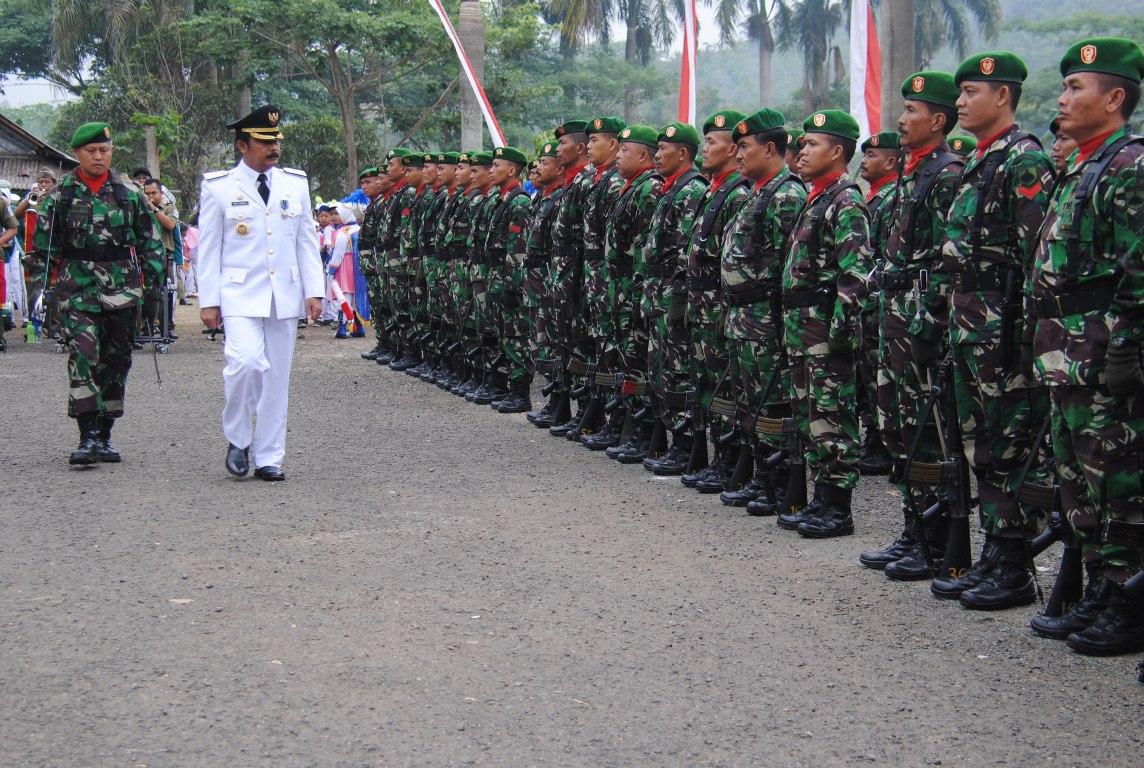 Memasuki Usia ke 70, TNI harus ingat Jatidiri