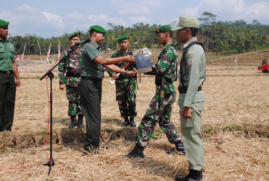 TMMD Sengkuyung II dibuka Dandim 0702 Purbalingga