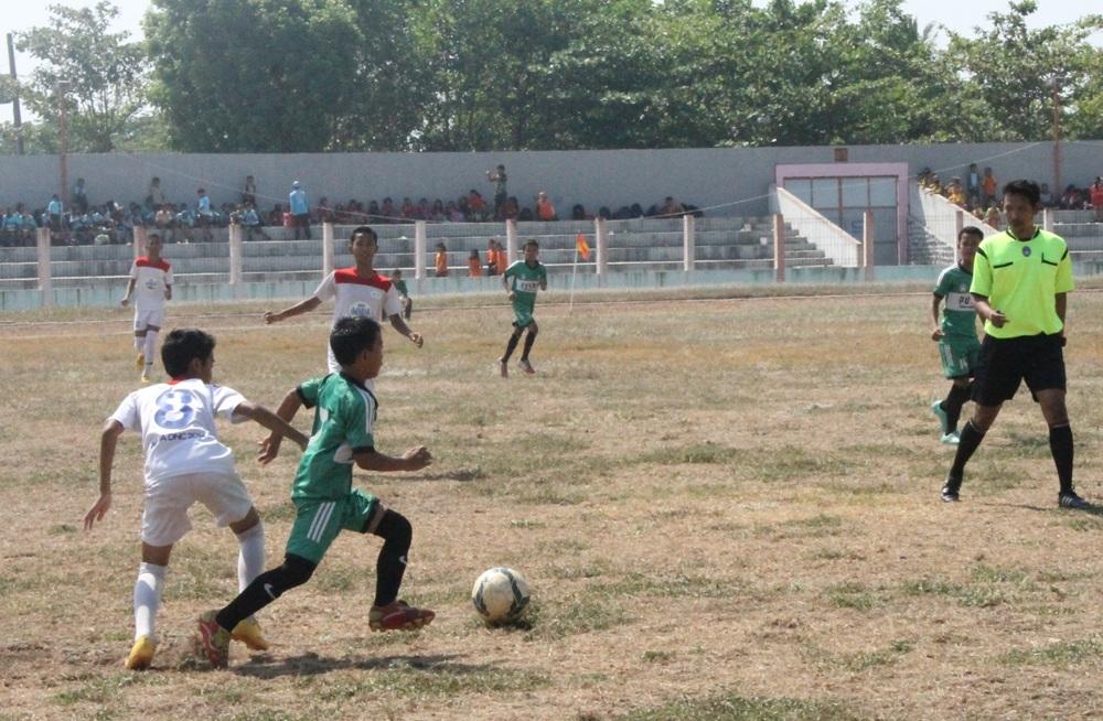 Sepak Bola U 13 se Jawa Bali  ASSBI Jateng Selection Taklukkan Putra Mumbul Bali