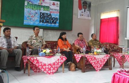Juguran Desa, Upaya Literasi Mayarakat Terbebas dari Hoax