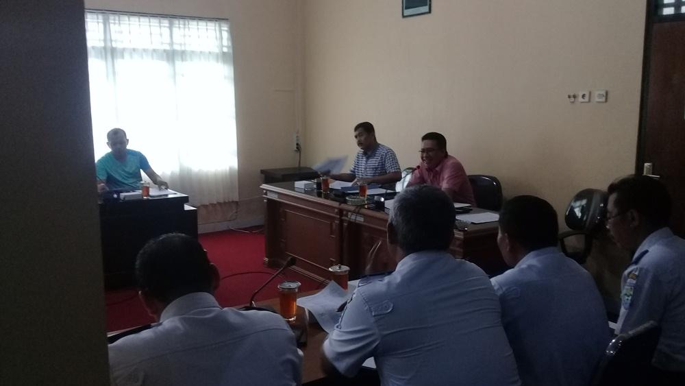 Dinkominfo Gelar Rapat Kerja dengan Komisi IV DPRD