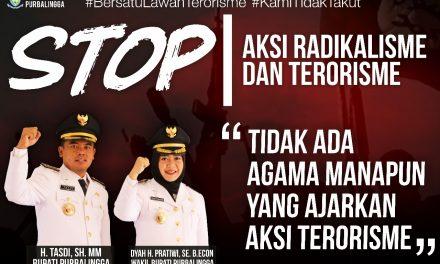 Dinkominfo Purbalingga ajak Masyarakat Tak Sebarkan Konten Negatif Terorisme