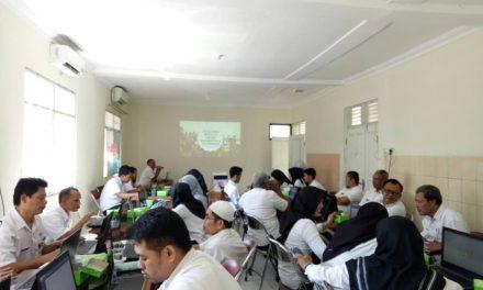 Miliki Website Baru, Admin Website Kecamatan dan Kelurahan Ikuti Bimtek