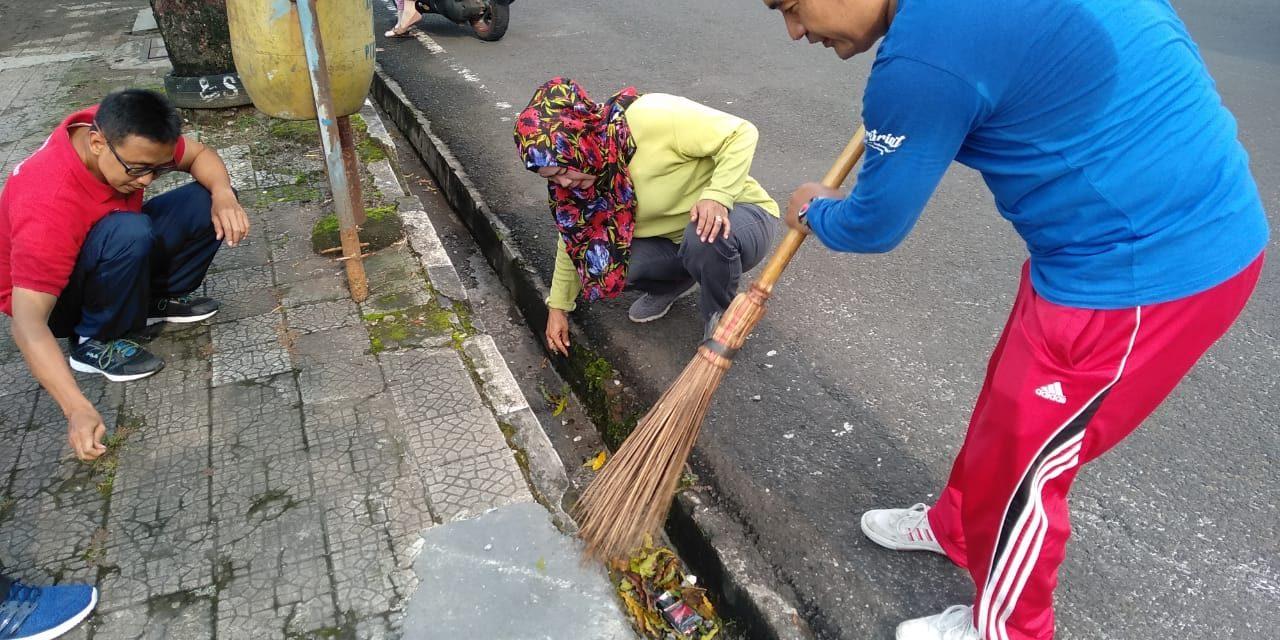 Dinkominfo Dukung Gerakan Jum'at Bersih