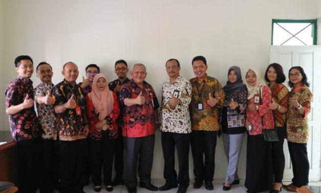 Dinkominfo Purbalingga Jajaki Kerjasama Pengembangan Smart City dengan BNI 46 Wilayah Jogjakarta