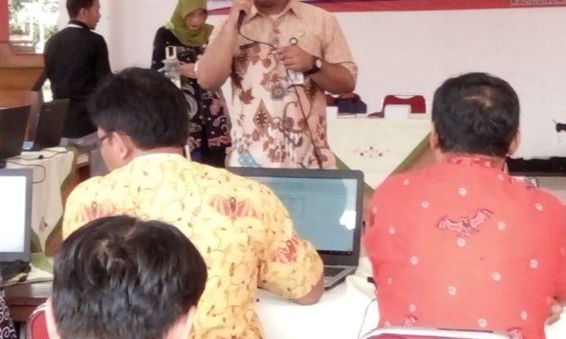 18 Desa di Kaligondang Ikuti Bimbingan Teknis SID