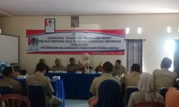 Desa Sempor Lor Launching Pelayanan Prima Berbasis Teknologi Informasi