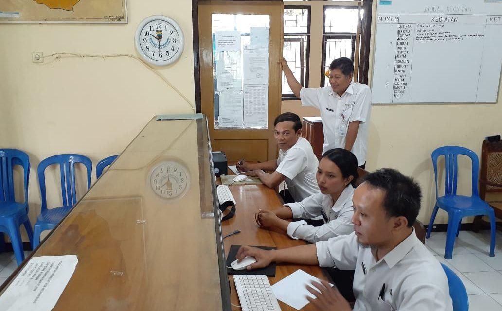 Dinkominfo Lakukan Pendampingan Intensif Update Konten Website Kelurahan