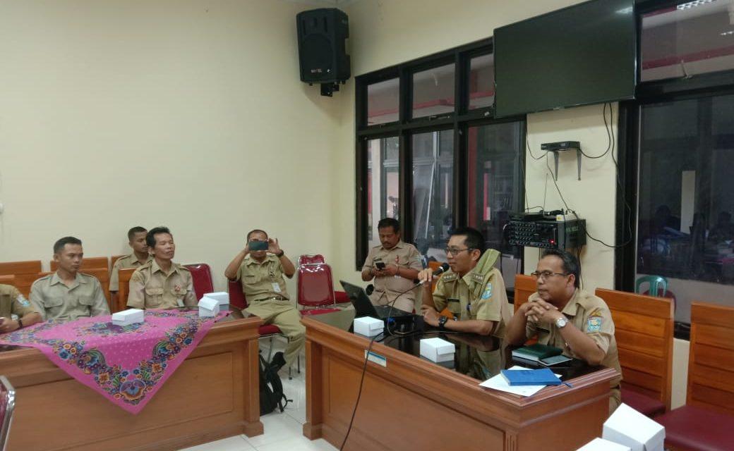 Pemerintah Kecamatan Rembang Libatkan Pendamping PKH dan PD Jadi Pengelola Website