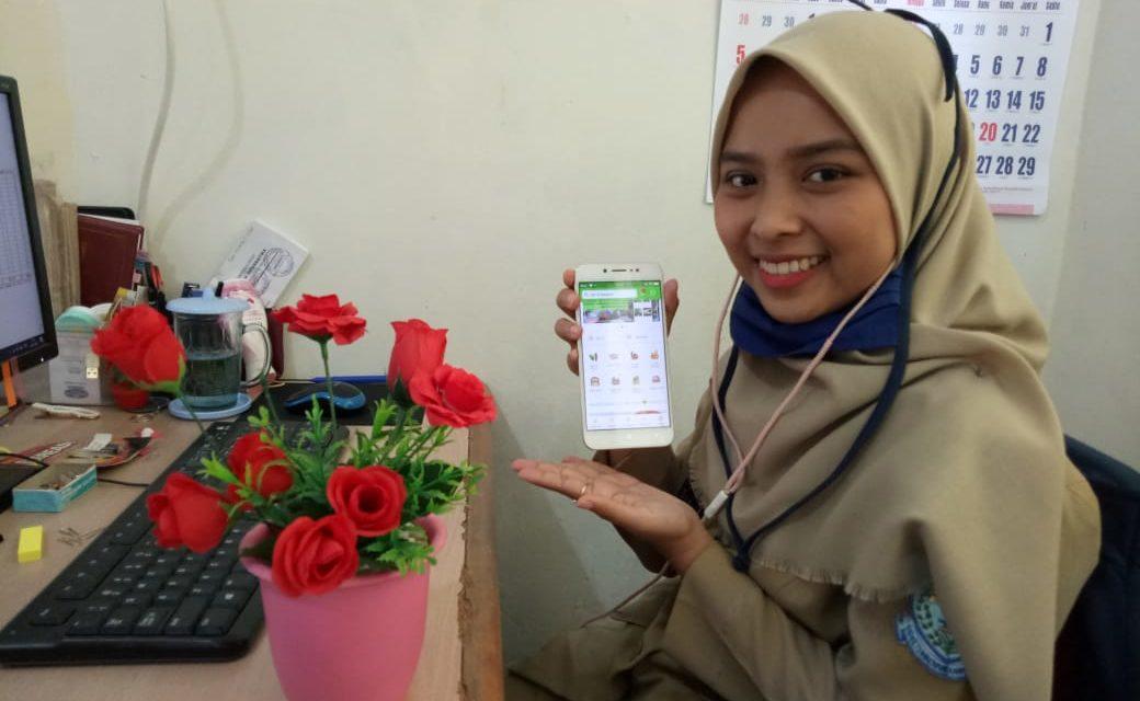 Aplikasi BECERAN, Belanja Aman di Masa Pandemi